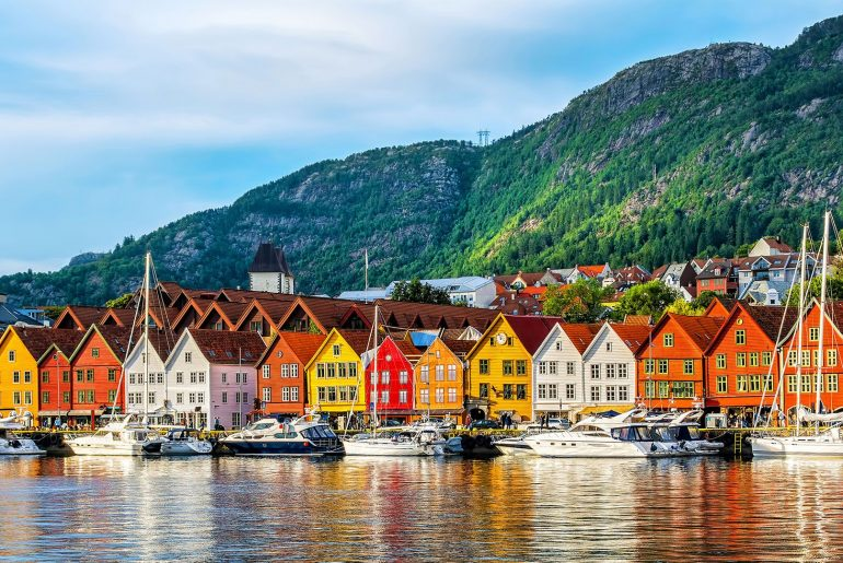 Norway Budget Travel